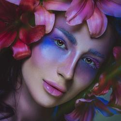 Beauty in flowers