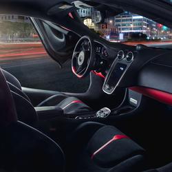 Mclaren 570S interior by Jimmy Zhang