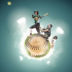 Ball is my World! by Arthur Ward