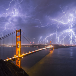 Electric Chaos by Michael Shainblum