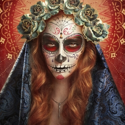 Sugar Skull 2.o - Día De Muertos