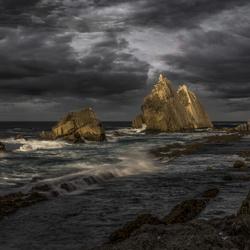Last lights of Arnia by Carlos Santero