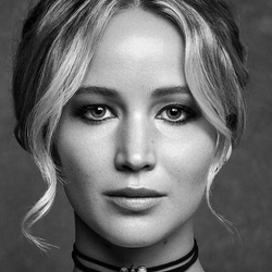 Jennifer Lawrence by Clay Cook