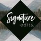 signature edits's picture