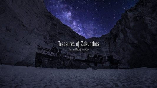 Treasures of Zakynthos - 4K Timelapse Film