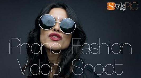 iPhone 6S Fashion Video Shoot - 4K & SloMo Camera Test!