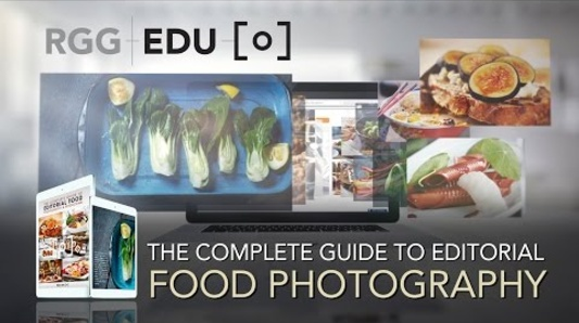 The Complete Guide to Editorial Food Photography | Official Trailer