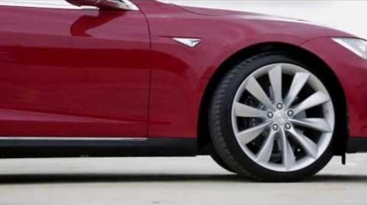 Tesla Model S Multi Coat Red