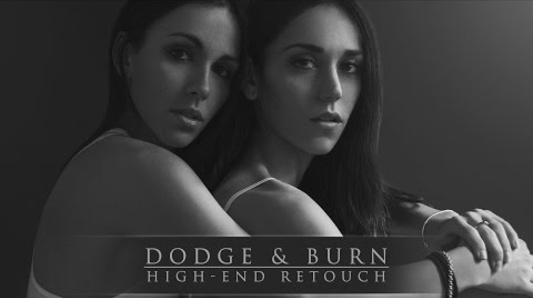 High-End Dodge & Burn Retouch - Start to Finish (3h 30min / Timelaps)