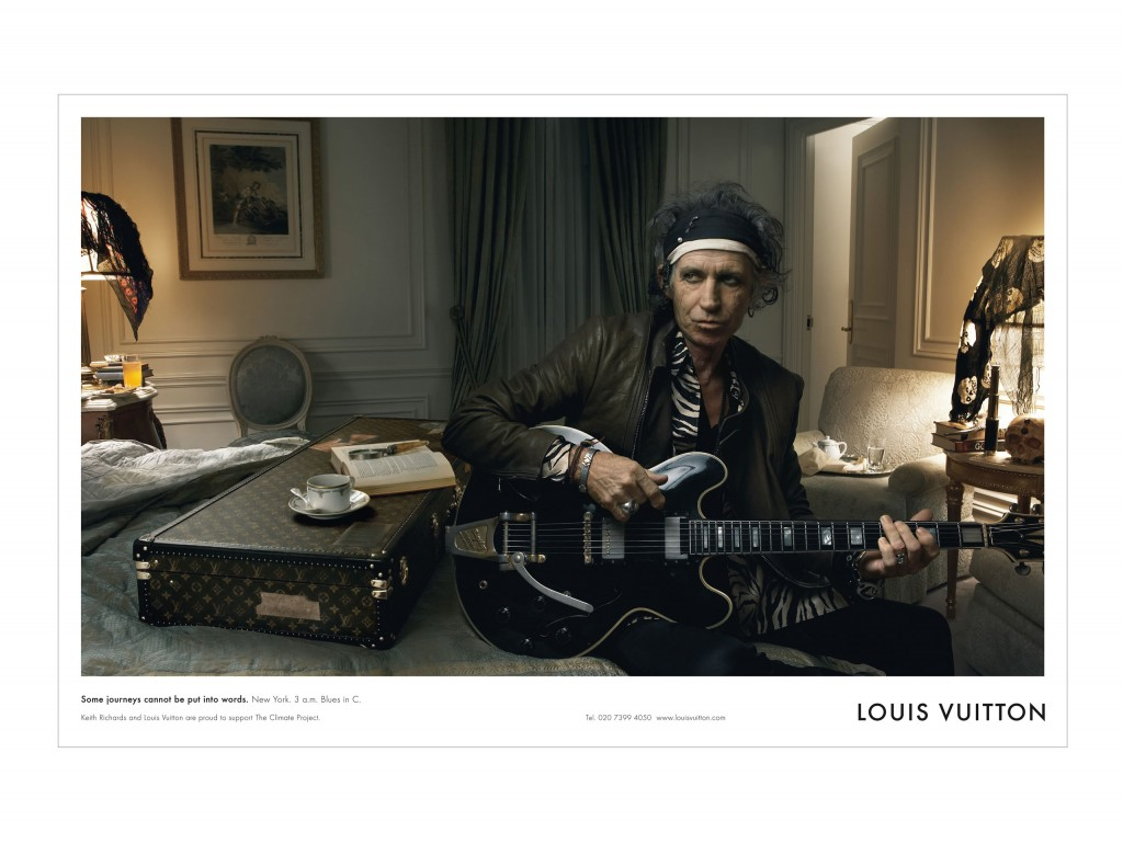 annie leibovitz keith richards