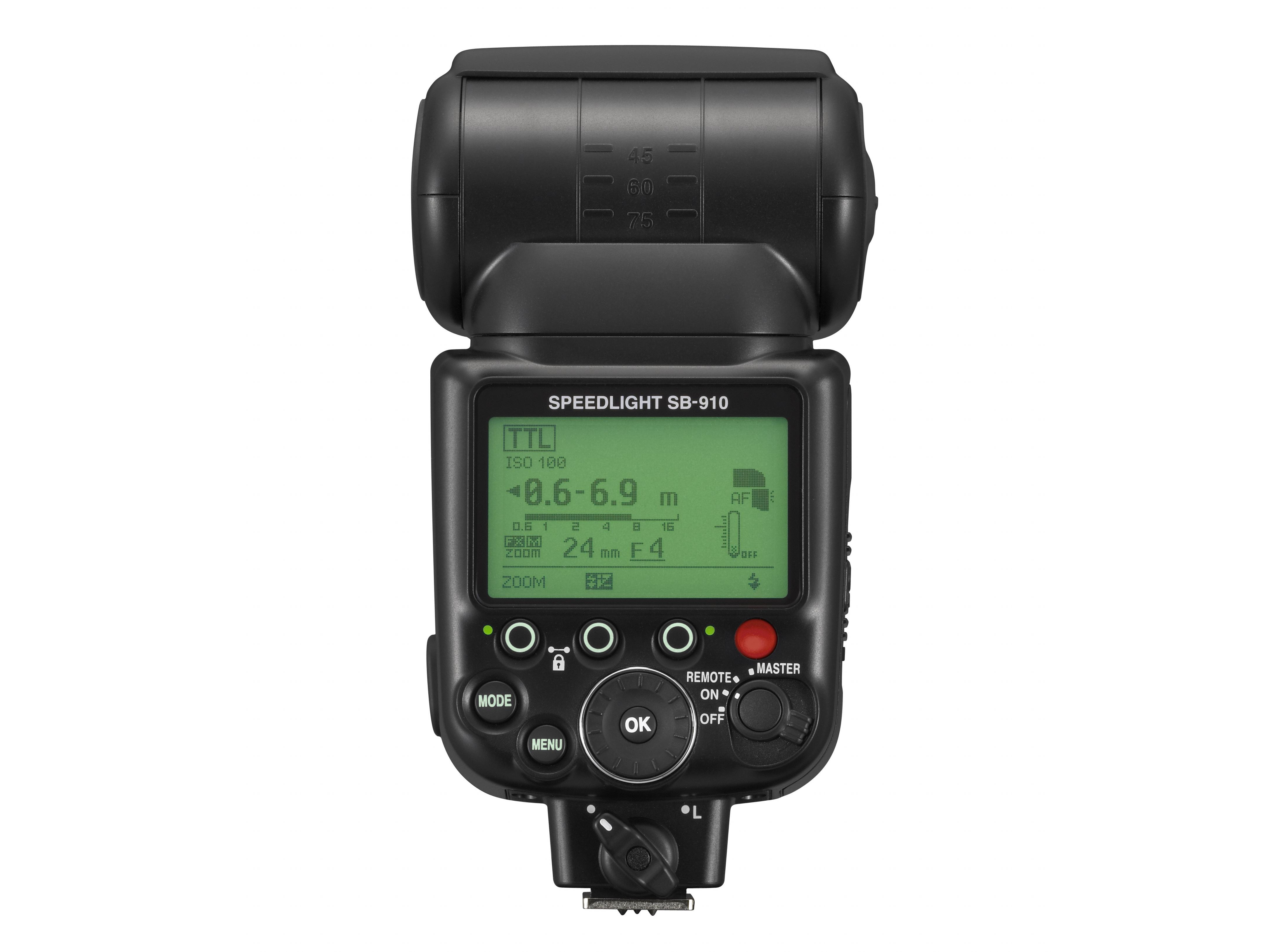 News new nikon sb910 speedlight announced fstoppers preorder nikon new speedlight baditri Images