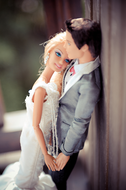 Images Barbie And Kens Hilarious Wedding Photography Fstoppers