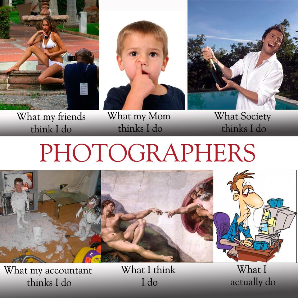 photographer meme what my friends think I do 5 funny] photographer meme what people really think i do fstoppers