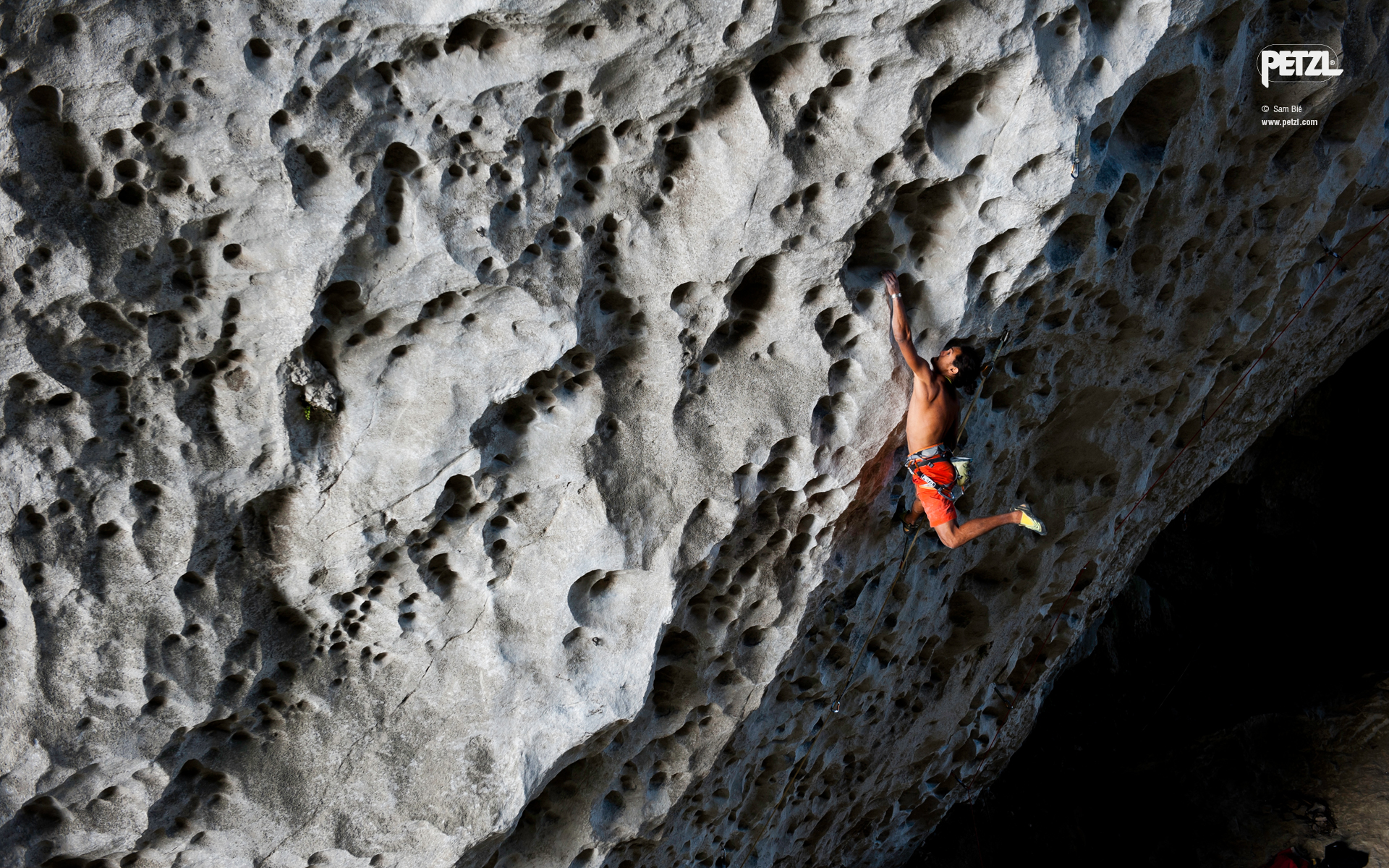 Amazingly Edited Rock Climbing Video Unites Music Picture And