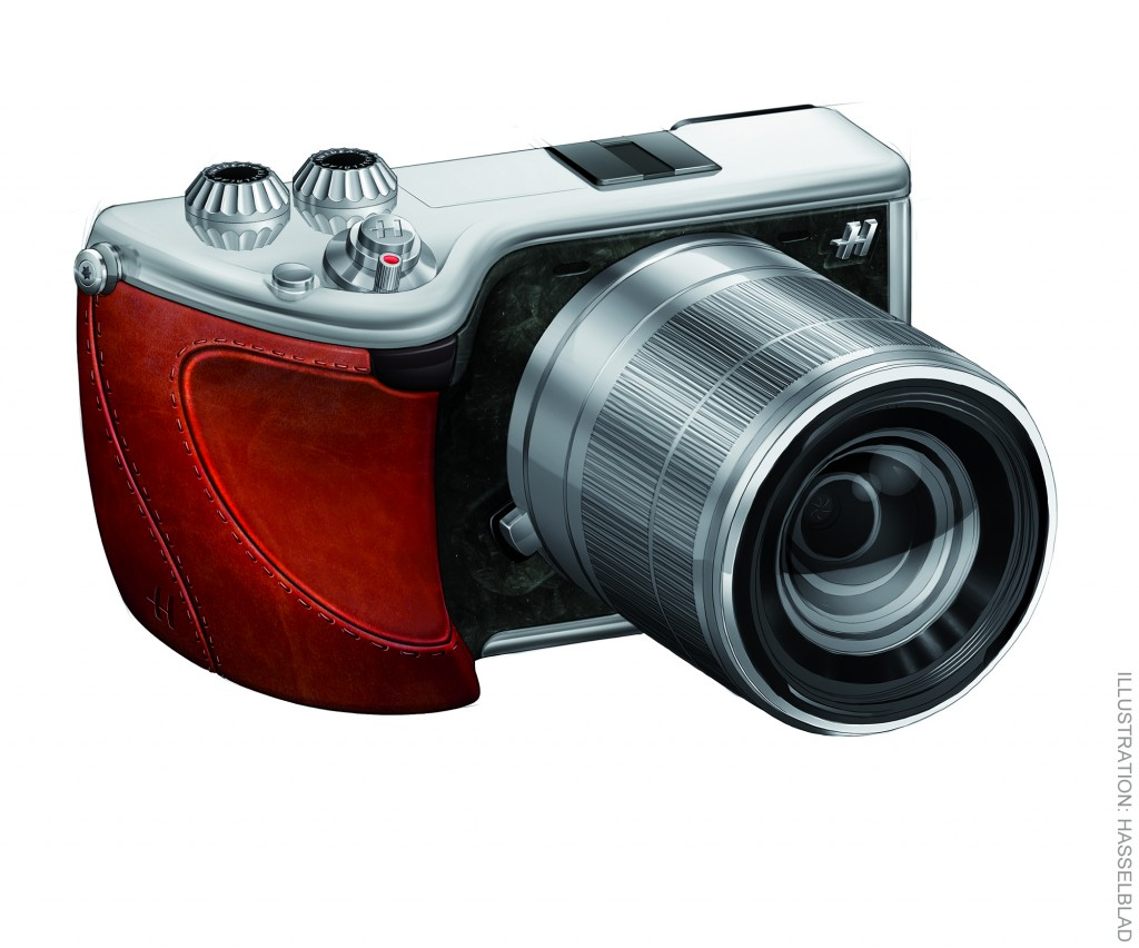 Hasselblad Reveals Plans for Mirrorless Camera in 2013