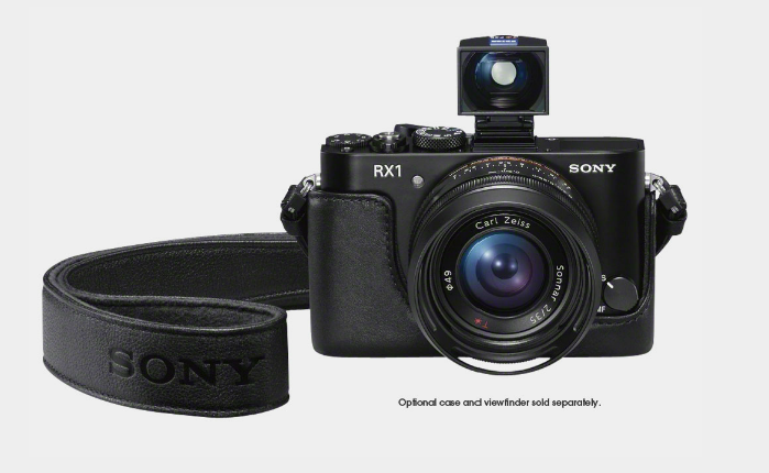 Sony RX-1 is Official: The World\'s First Full Frame Compact Digital ...