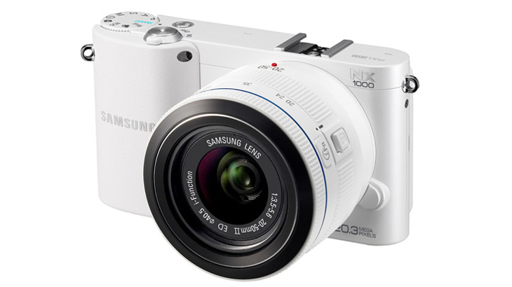 Samsung's NX1000 SMART Camera With Built In WiFi | Fstoppers