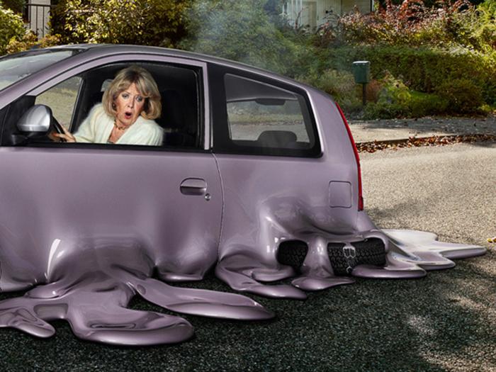 How Companies Cgi Their Cars