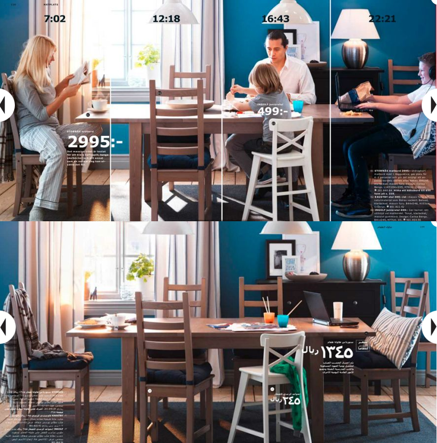 Ikea Kitchen Ads: Ikea Saudi Arabia Photoshops Women From Catalog