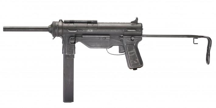 Grease Gun Left
