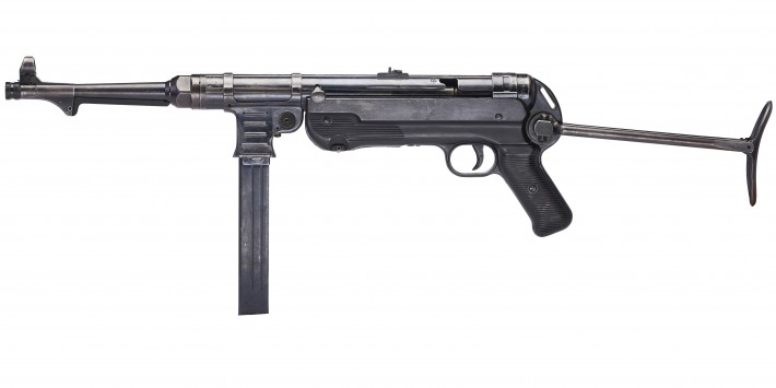 MP40 Left Bolt Down