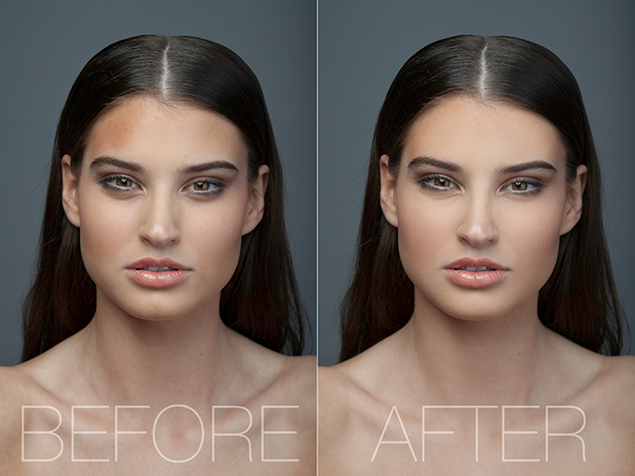 How to Retouch Fashion Photography in Photoshop - PHLEARN 3