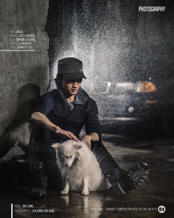 How To Create An Indoor Rain Photoshoot Fstoppers