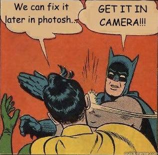 get in it camera!!!