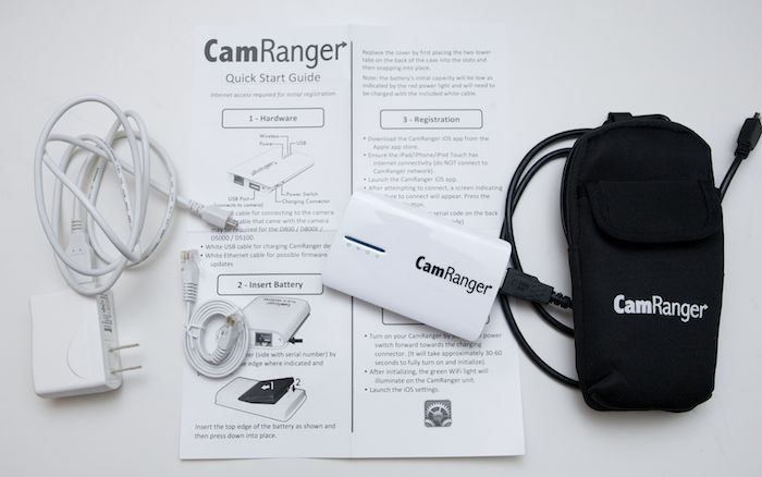 Fstoppers Reviews The CamRanger: The Best Thing To Happen To