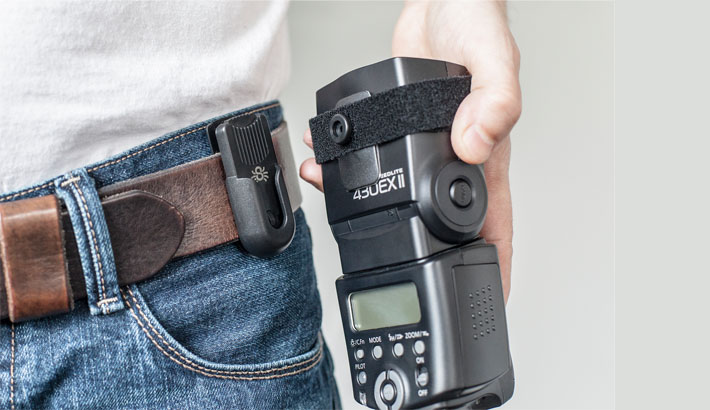 Spider Monkey Flash and Accessory Holster System-1