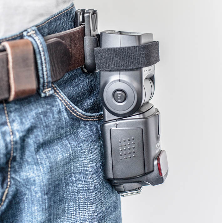 Spider Monkey Flash and Accessory Holster System-3
