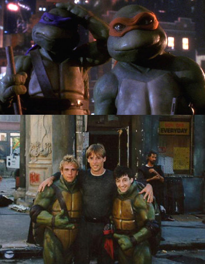 Teenage Mutant Ninja Turtles-2