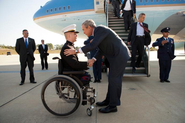 George W. Bush BTS-1-22