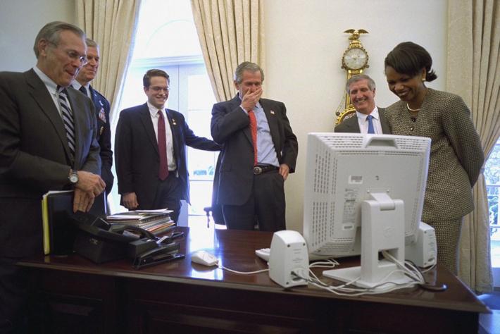 George W. Bush BTS-1-24