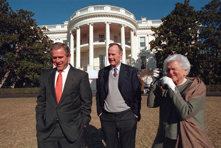 George W. Bush BTS-1-4