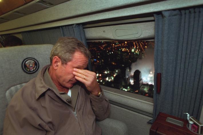 George W. Bush BTS-1-9