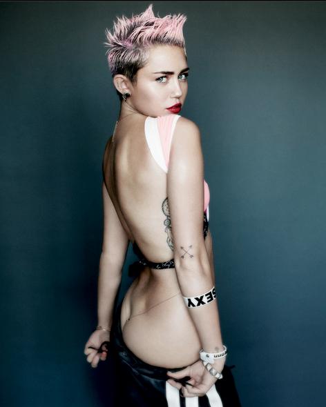 miley cyrus v magazine sexy