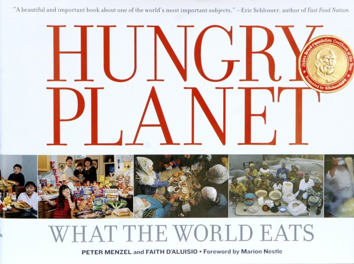 hungry planet food around the world