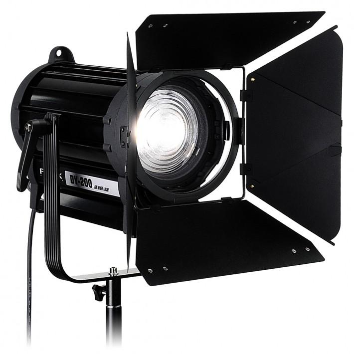 fresnel LED fotodiox