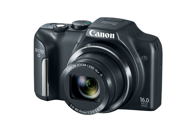 PowerShot SX170 Camera Canon Fstoppers
