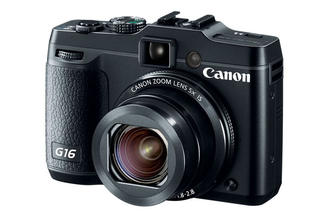 Powershot G16 canon camera fstoppers
