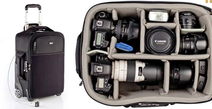 Fstoppers ThinkTank Bag Stay Comfortable on Long Shoots