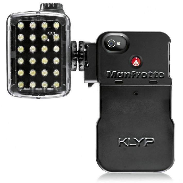 KLYP-Manfrotto-Light