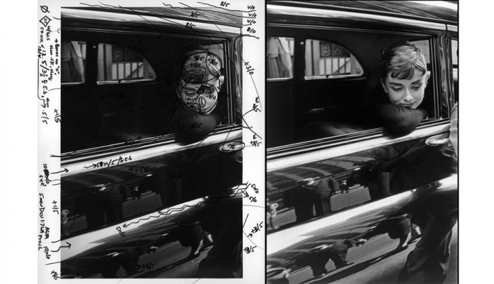 Magnum Photos before and after audrey hepburn fstoppers