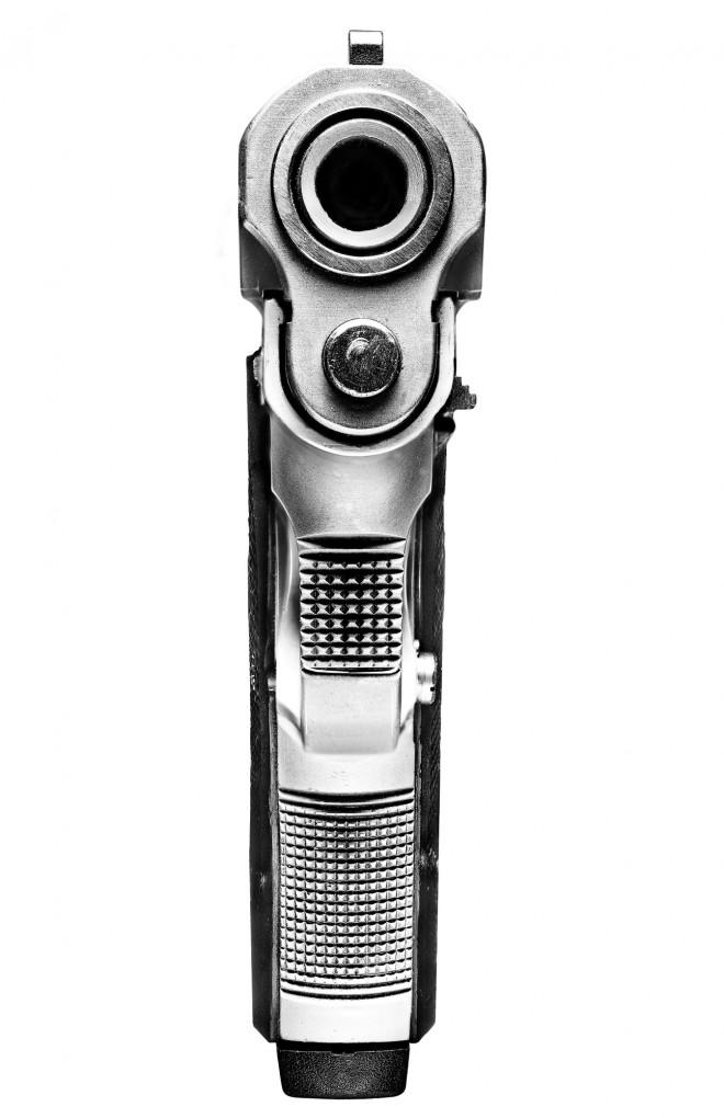 手枪,枪支手枪fstoppers - 彼得 - 安德鲁photography11