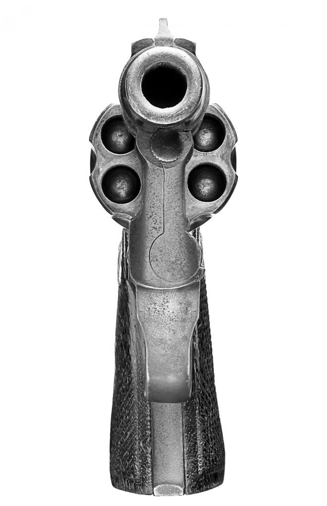 手枪,枪支手枪fstoppers - 彼得 - 安德鲁photography12