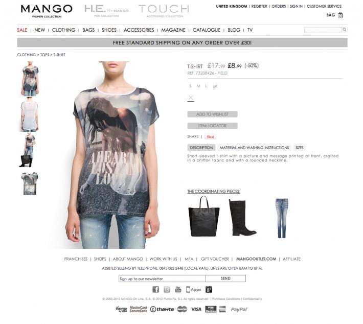 mango-website