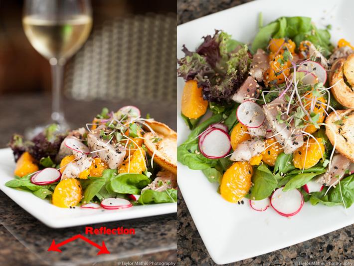 choosing_a_restaurant_table_reflection