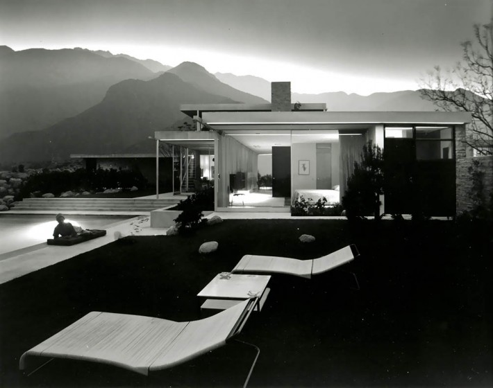 Richard Neutra's Kaufmann House.