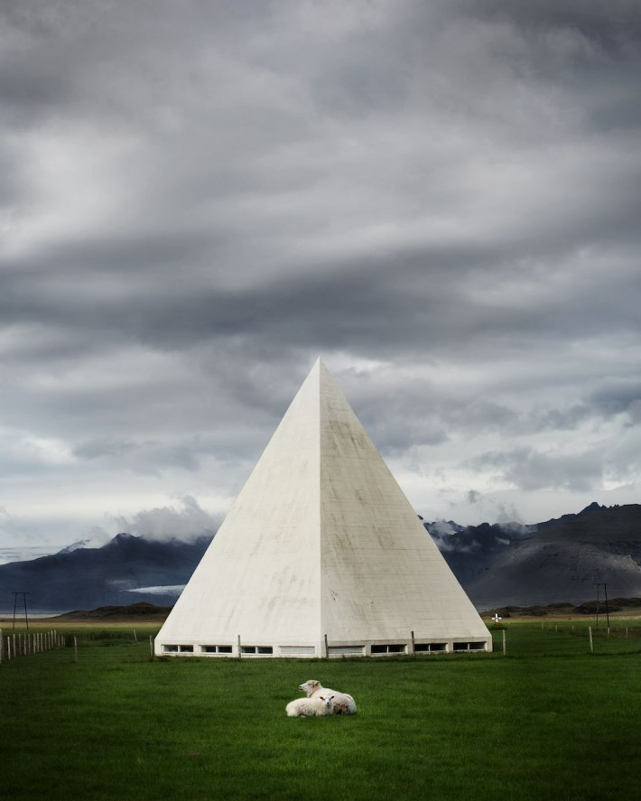 A trip to Iceland to learn about and study architecture